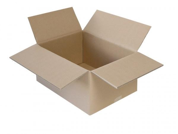600 Faltkartons 400x300x200 mm (2-wellig)
